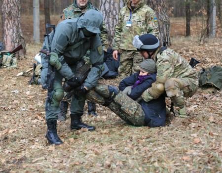 Навчання з тактичної медицини для громадських організацій