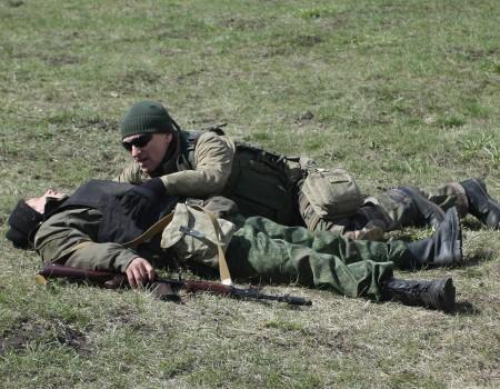 Курс з домедичної допомоги в умовах бойових дій для Національної гвардії України