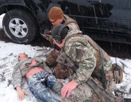 Тактична медицина на «Кубку Служби безпеки Президента України» 2015